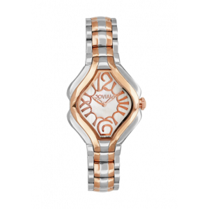 Jovial  Elegance Charisma Women's Watch Stainless steel Band